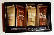Frye & Co. Spiced Sandalwood Shampoo Conditioner Shower Wash Body Lotion