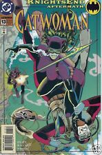 DC Comics 1993 Series CATWOMAN #13 Near Mint NM Batman Bagged & Boarded Balent