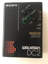 Sony Walkman Wm-Dc2, Used, not working