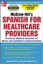 McGraw-Hill's Spanish for Healthcare Providers : A Practical Course for Quick