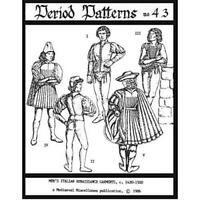 Early Tudor Men/'s Garments #53