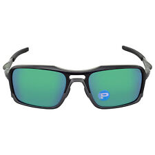 Oakley Triggerman Polarized Jade Iridium Sunglasses