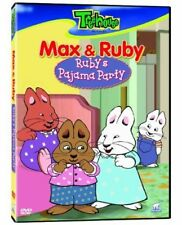 Max  Ruby: Rubys Pajama Party (DVD, 2005, Canadian)
