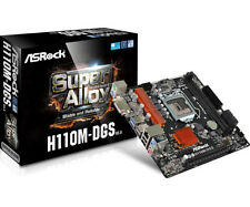 Placa base ASRock 1151 H110m-dgs R3.0