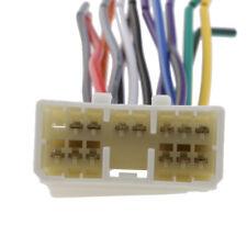 Car Radio Stereo Installation Wire Harness Plug Connector for Subaru Impreza