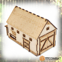 TTCombat BNIB Barn (25mm) TTSCW-WAR-055