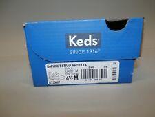 New Keds Boy Daphne T-Strap Sneaker 4 1/2 M