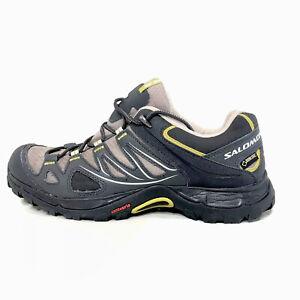 Salomon Gore Tex Contagrip Sneakers Size 9 373291