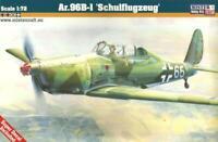 ARADO Ar-96 B-1 (BULGARIAN, HUNGARIAN & LUFTWAFFE MKGS)#D169 1/72 MISTERCRAFT