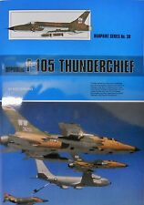 Warpaint Series No.038 - Republic F-105 Thunderchief 36 Pages    Book