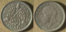 Great Britain : 1936 Three Pence CH.AU-UNC #831 IR9383