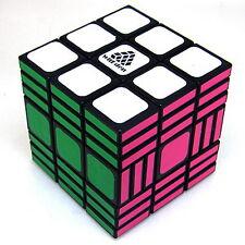Full Functional WitEden 337 3x3x7 Magic Cube Black Twist Puzzle