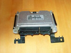 Motorsteuergerät VW Golf 4 (1J) 1,4 APE  036906032 /0261206140 23.06.99.
