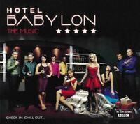 HOTEL BABYLON the music (CD album) soundtrack drum n bass John Lunn Jim Williams