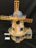 Calico Critters Sylvanian Families Field View Mill Windmill FIELD BOXED COMPLETE