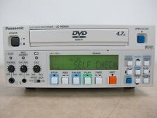 PANASONIC LQ-MD800 PROFESSIONAL DVD PLAYER RECORDER WORKS GREAT FOR TAPE TO DVD