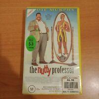 The Nutty Professor VHS Ex Rental Video Ezy.