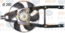 HELLA 8EW 351 044-081 FAN RADIATOR FITS FIAT CINQUECENTO WHOLESALE PRICE