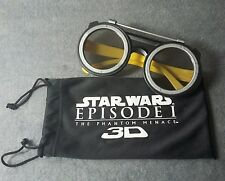 Star Wars Pod Racer 3D Glasses - Disney Episode 1 The Phantom Menace Collectable
