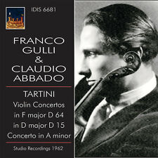 Tartini - Tartini Concerti [New CD]