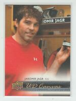 (71851) 2014-15 UPPER DECK CANVAS JAROMIR JAGR #C51