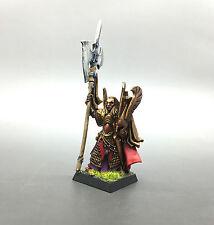 WARHAMMER Fantasy frostgrave età di Sigmar High Elf Elfi consacrato Caradryan