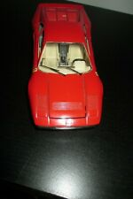 Burago 1984 Red Ferrari GTO /1:24 Scale (Made in Italy)
