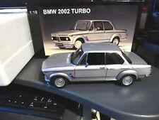 BMW 2002 Turbo Autoart 1:18  OVP TOP