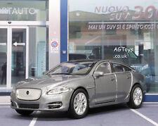2010 Jaguar XJ 1:38 Scale Metal Model Pull Back Car New Ages 3+