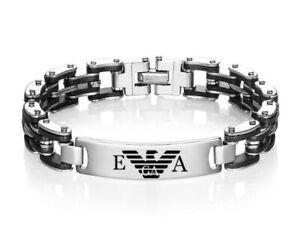 Men Stainless Steel Bracelet Brand New Was £45 Now £25