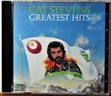 CD Cat Stevens Greatest Hits Peace Train Moonshadow Wild World Father & Son NICE