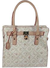 Gemusterte Damen-Shopper/- Umwelttaschen mit Reißverschluss