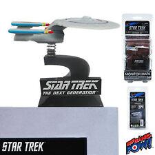 Star Trek TNG Generation Monitor Mate Bobble-Figure USS Enterprise NCC-1701-D