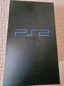 Sony Playstation 2 black console only - nice condition tested & working