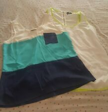 Jeanswest and Dotti Size 10 Ladies Tops