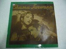 SHAMA PARWANA (WITH DIALOGUE) HUSNALAL BHAGATRAM 1982  RARE LP BOLLYWOOD EX