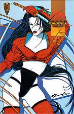 Shi Senryaku Book #1 August 1995 First Printing Crusade Comics