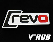 REVO PERFORMANCE METAL REAR BADGE - SUPPLIED FROM UK REVO DEALER