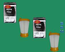 2 Eureka DCF2 61805-4 HEPA Filter Whirlwind Cyclonic Victory 4600 Upright Vacuum