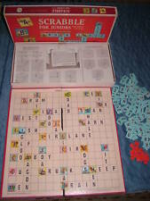 1964 VINTAGE TOY SCRABBLE for JUNIORS BOARD GAME