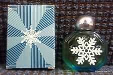 AVON SNOW FANTASY MINIATURE .5 OZ TIMELESS COLOGNE NEW IN BOX NIB
