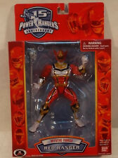 "Power Rangers Mystic Force 15th Anniversary 6.5"" Red Ranger Bandai (MISB) 2007"