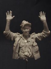 AC Models Surrendering German Soldier WW2 1/12th Unpainted resin bust kit