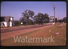 1962 35mm Kodak Kodachrome photo slide Coop Prarie Cemetery Mansfield AR