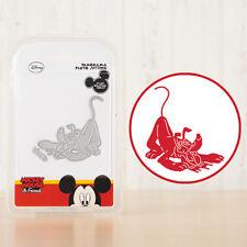 Disney panorama Plutón sentado morir de la gama Vintage Mickey Mouse Y Sus Amigos