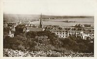 POSTCARD  SOMERSET WESTON SUPER MARE  From The Encampment