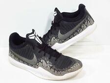 Mamba Rage Nike Men Sz 10.5 White Black Anthracite 908972 001