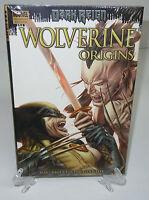 Wolverine: Origins Dark Reign  Marvel Comics HC Hard Cover New Sealed