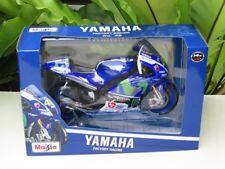 Maisto 1/10 Diecast Motorcycles MOTOGP  2015 Yamaha YZR M1 # 46 Valentino Rossi