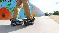 Electric Heel Wheels Razor Turbo Jet Blue Lighted Heel Wheels Shoe Jets Fun Gift